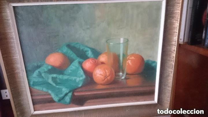 CUADRO F.DOMINGO (Arte - Pintura - Pintura al Óleo Moderna siglo XIX)