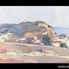 Arte: PRIM GUITÓ, JOSEP Mª PINTOR PAISAJISTA.. Lote 224311113