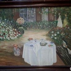 Arte: OLEO SOBRE LIENZO FIRMADO PEIRÓ. Lote 224725538