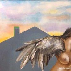 Arte: RAFAEL BARTOLOZZI OBRA ORIGINAL. Lote 224763283