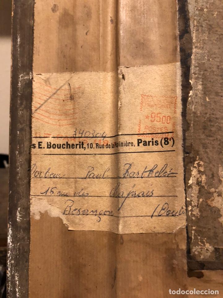 Arte: Maurice Mouton ( Etuz, 1765 - Besancon, 1840?) Retrato de maestro ceramista - Foto 11 - 224856311