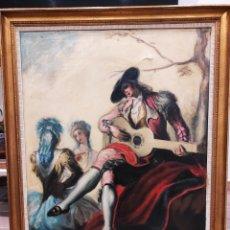 Arte: PIÑERUA ORBAÑANOS, IVAN. OLEO SOBRE LIENZO, FIRMADO. PINTOR AFINCADO EN GRANADA.. Lote 225033090