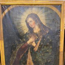 Arte: VIRGEN S. XVII. Lote 225893545