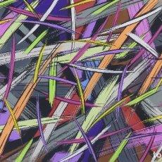 Arte: PINTURA ABSTRACTA DE JOSE SANZ SALA REALIZADA SOBRE TABLERO.. Lote 226375985