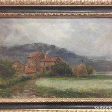 Arte: AURELI TOLOSA (BARCELONA, 1861-1938).. Lote 226395960