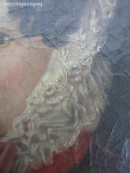 Arte: Antonio María Esquivel (Sevilla 1806- Madrid 1857) - Retrato al Óleo - Condesa de Viadrina - Foto 10 - 226769130