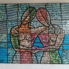 Arte: PINTURA DE JAUME TURRO EL XAMECA. Lote 226784405