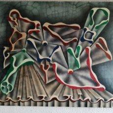 Arte: PINTURA DE JAUME TURRO EL XAMECA. Lote 226784980