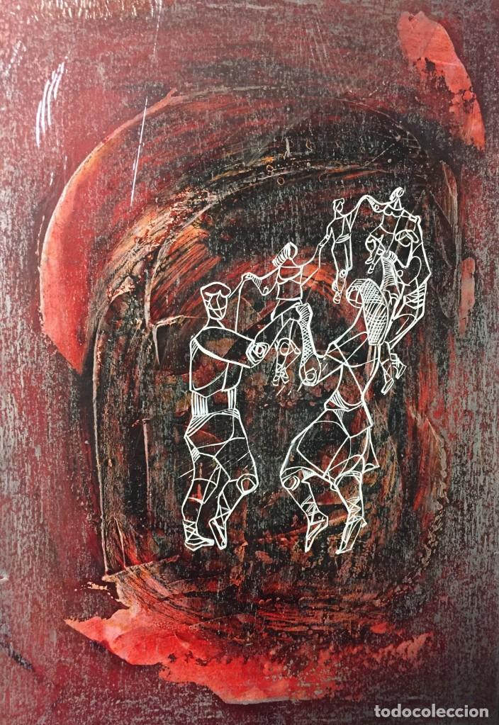 Arte: La Sardana. Ciro Oduber (1921-2002). Medidas 42x32 cms.Técnica Mixta - Foto 3 - 226902495