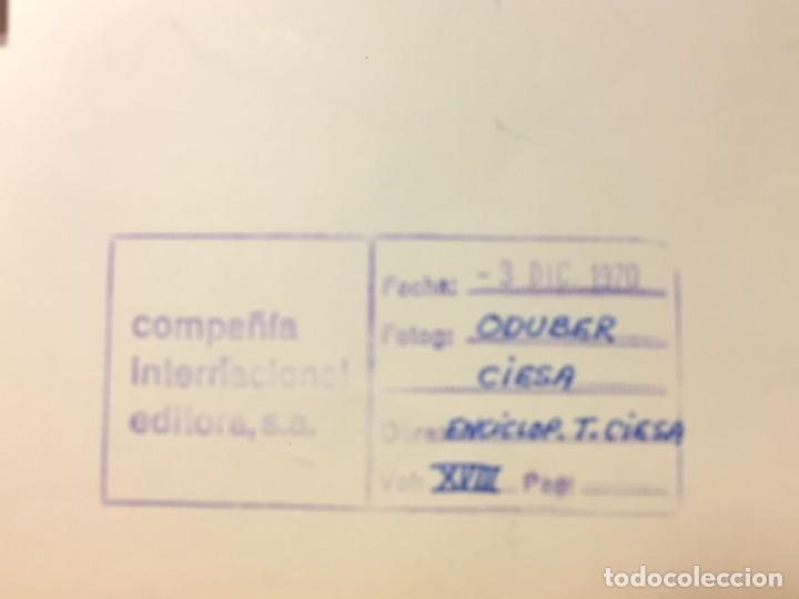 Arte: Técnica mixta original de Ciro Oduber, óleo sobre cartón y negativo,42x32 - Foto 3 - 227048265