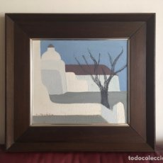 Arte: SANTA EULALIA DE CONCEPCIÓN IBÁÑEZ ESCOBAR, CONOCIDA COMO CONCHA IBÁÑEZ (CANET DE MAR,1926). Lote 227843025
