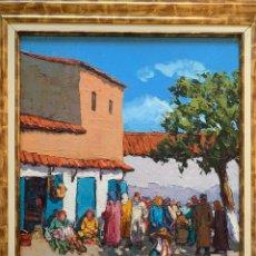 Arte: ARNAUD LETURCO 1960. Lote 227976422