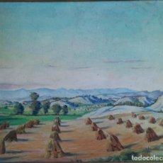 Arte: JOSE DE CABANYES - PAISAJE - OLEO S/TABLEX , FDO. MED. 46 X 55 CMS.. Lote 228712188