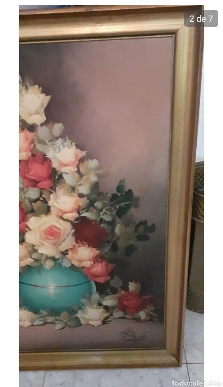 Arte: Oleo sobre lienzo, 90,5 x 69,5 cm , firmado V.Paya - Foto 2 - 228941975