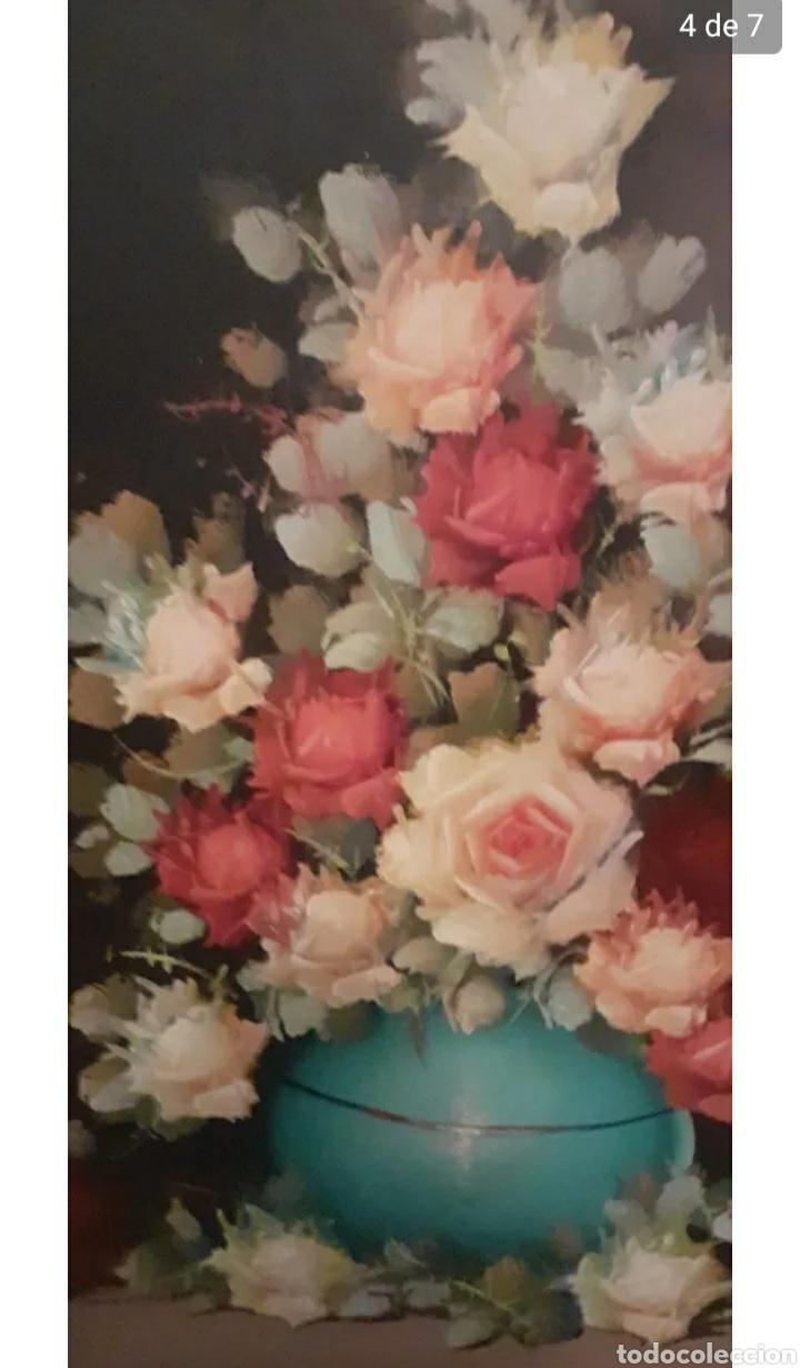 Arte: Oleo sobre lienzo, 90,5 x 69,5 cm , firmado V.Paya - Foto 4 - 228941975