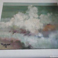 Arte: PINTURA 61X50. Lote 229302430