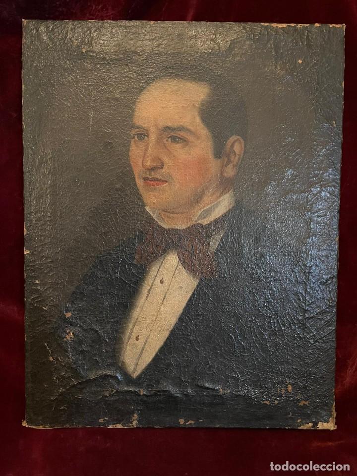 ÓLEO ANTIGUO SIGLO XVIII (Arte - Pintura - Pintura al Óleo Antigua siglo XVIII)
