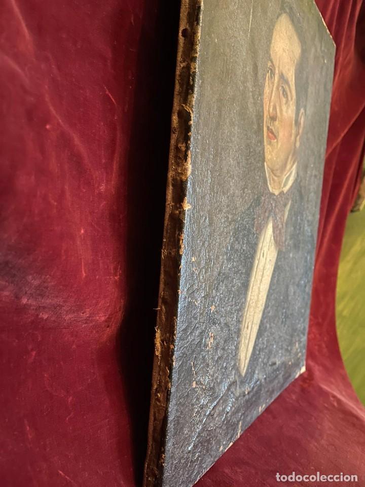 Arte: óleo antiguo Siglo XVIII - Foto 5 - 229372390