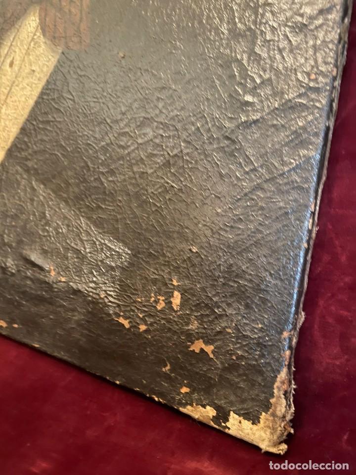Arte: óleo antiguo Siglo XVIII - Foto 6 - 229372390