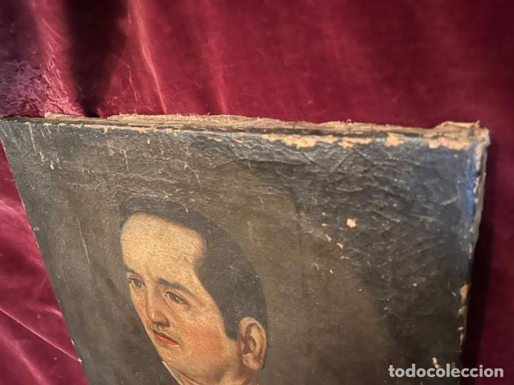 Arte: óleo antiguo Siglo XVIII - Foto 7 - 229372390