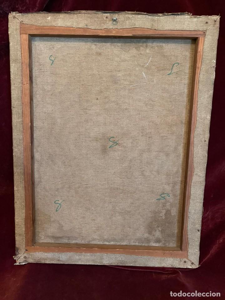 Arte: óleo antiguo Siglo XVIII - Foto 9 - 229372390
