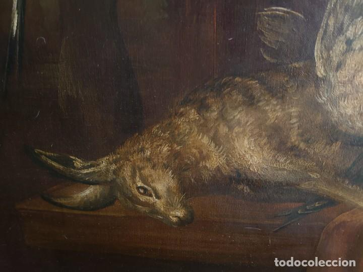 Arte: OLEO GRAN BODEGON FLAMENCO SIGLO XVIII - Foto 8 - 229612745