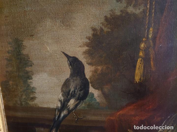 Arte: OLEO GRAN BODEGON FLAMENCO SIGLO XVIII - Foto 10 - 229612745