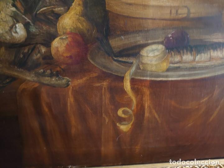 Arte: OLEO GRAN BODEGON FLAMENCO SIGLO XVIII - Foto 16 - 229612745