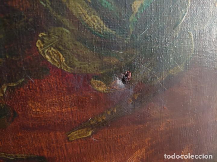 Arte: OLEO GRAN BODEGON FLAMENCO SIGLO XVIII - Foto 20 - 229612745