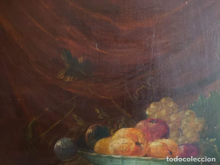 Arte: OLEO GRAN BODEGON FLAMENCO SIGLO XVIII - Foto 21 - 229612745