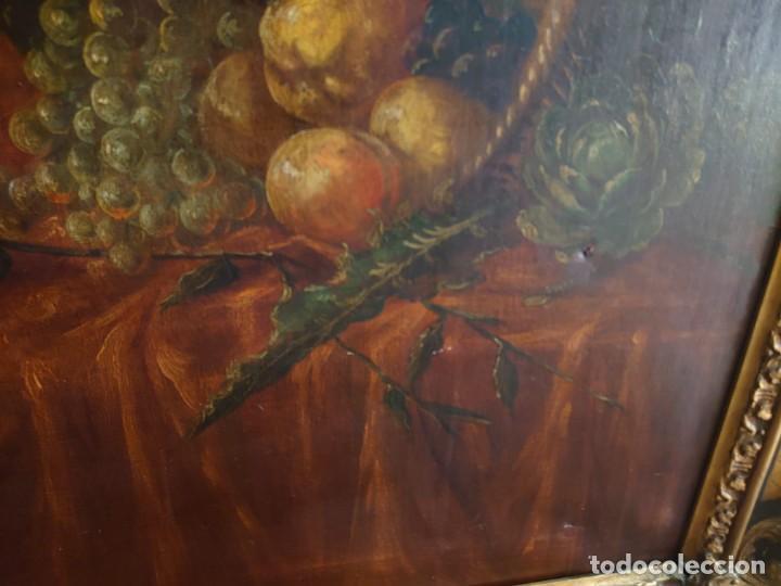 Arte: OLEO GRAN BODEGON FLAMENCO SIGLO XVIII - Foto 23 - 229612745
