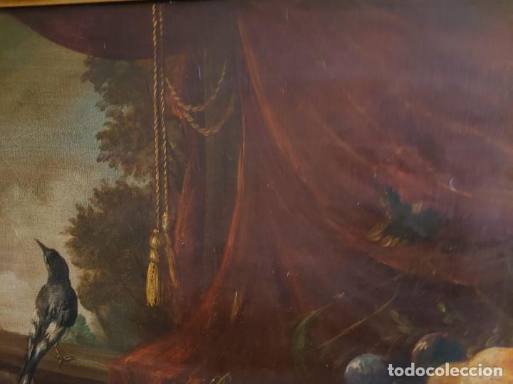 Arte: OLEO GRAN BODEGON FLAMENCO SIGLO XVIII - Foto 27 - 229612745
