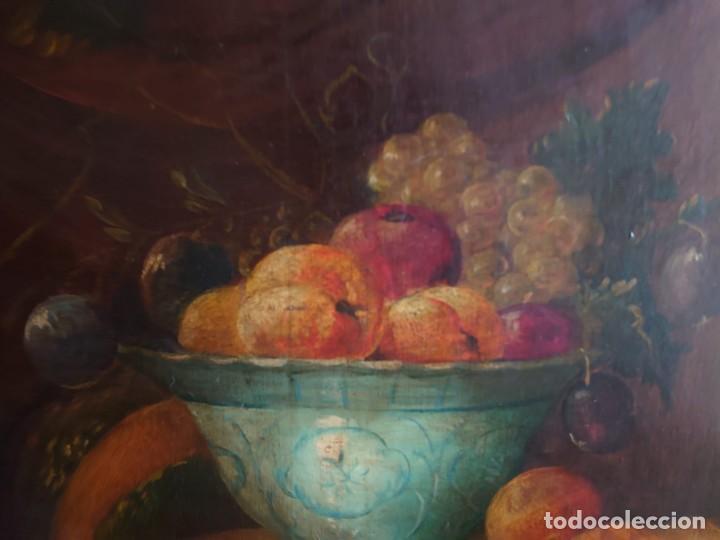 Arte: OLEO GRAN BODEGON FLAMENCO SIGLO XVIII - Foto 28 - 229612745