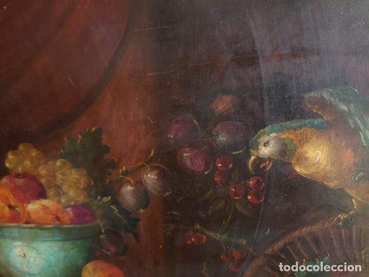 Arte: OLEO GRAN BODEGON FLAMENCO SIGLO XVIII - Foto 30 - 229612745