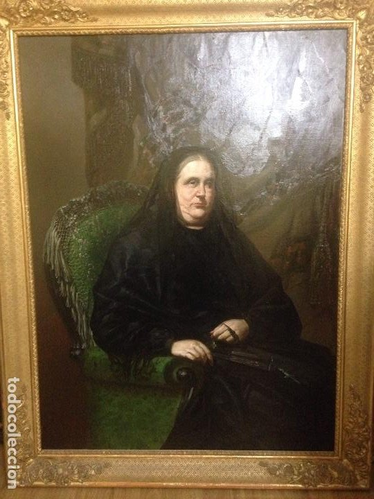 ESCUELA MALLORQUINA (Arte - Pintura - Pintura al Óleo Antigua siglo XVIII)