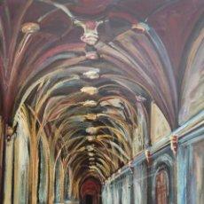 """Arte: LÁSZLÓ BARTHA (BRASOV, TRANSILVANIA, 1960). """"IMAGEN"""" CLAUSTRO - FOBICO. CARRIÓN DE LOS CONDES.. Lote 229983585"""