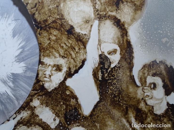 Arte: ÓLEO SOBRE TABLA DE MAÏTHE DOBLER.EXCELENTE DOMINIO DEL DIBUJO. - Foto 5 - 230285380