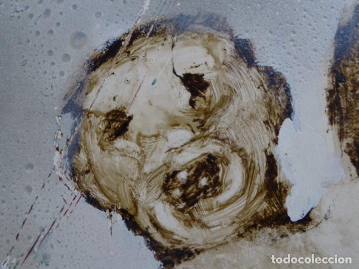 Arte: ÓLEO SOBRE TABLA DE MAÏTHE DOBLER.EXCELENTE DOMINIO DEL DIBUJO. - Foto 11 - 230285380
