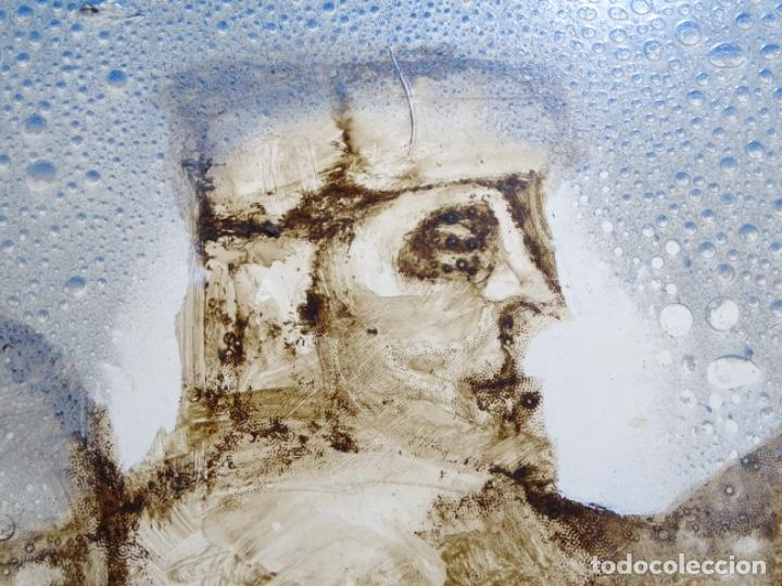 Arte: ÓLEO SOBRE TABLA DE MAÏTHE DOBLER.EXCELENTE DOMINIO DEL DIBUJO. - Foto 13 - 230285380