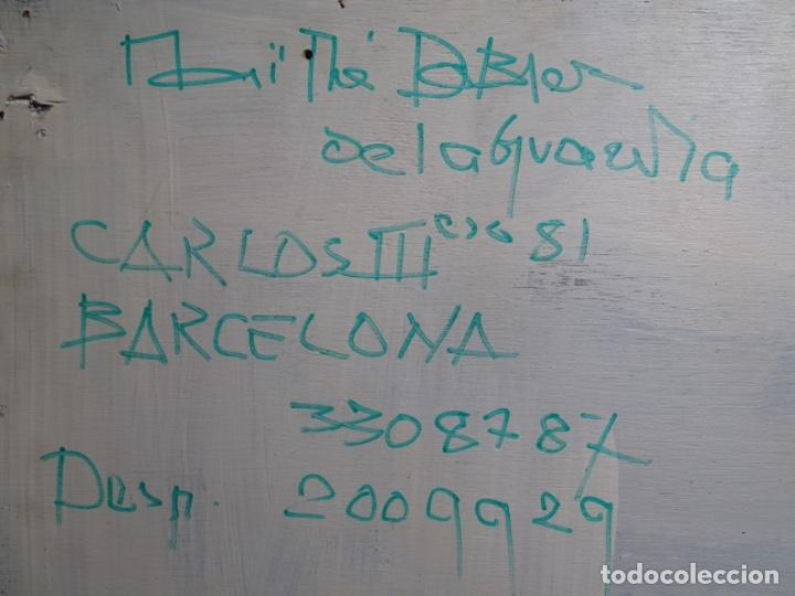 Arte: ÓLEO SOBRE TABLA DE MAÏTHE DOBLER.EXCELENTE DOMINIO DEL DIBUJO. - Foto 31 - 230285380
