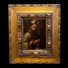 Arte: EXCEPCIONAL COBRE S JUAN NEPOMUCENO, S. XVIII. Lote 230699035