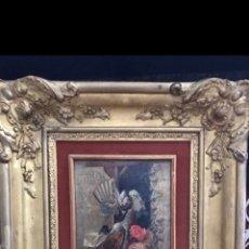 """Arte: """"LA CORDE SENSIBLE"""", PRECIOSA OBRA DE HORACIO LENGO. Lote 231079775"""