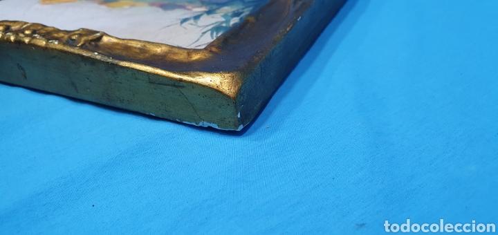 Arte: ÓLEO SOBRE LIENZO - PAISAJE - ANTONI DE FERRATER FELIU 1868 -1942 - Medidas sin marco: 23×29 cm - Foto 13 - 231595820