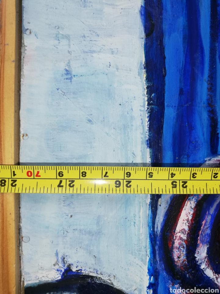 Arte: Oleo madera arte urbano.. Comprado exposición NewYork.. Agotando todas las obras duro una semana. - Foto 7 - 231620805