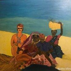 Arte: LOLA EN GOA INDIA (1991). Lote 232716660