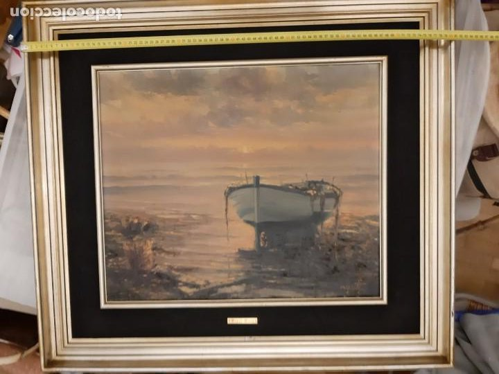 Arte: OLEO DE MIGUEL MARTI (1978) - Foto 23 - 107694871