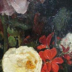 Arte: VICENTE BORRAS Y ABELLA 1867-1945,MAGNIFICO OLEO SOBRE LIENZO. Lote 233660485