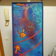 Arte: PINTURA OLEO ORIGINAL AXEL OLIVERES.. Lote 234049160