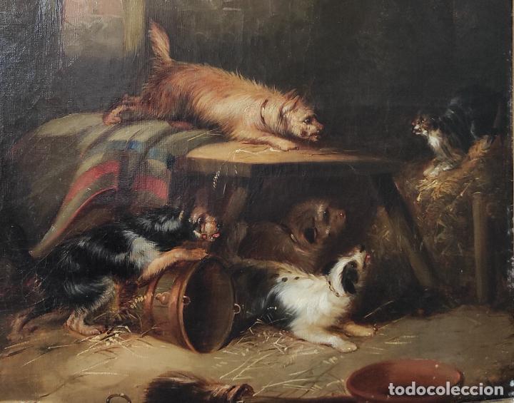 Arte: Escuela Flamenca del Siglo XVII - Seguidor de Snyders, Frans (1579-1657) - Bodegón - Foto 2 - 234349635