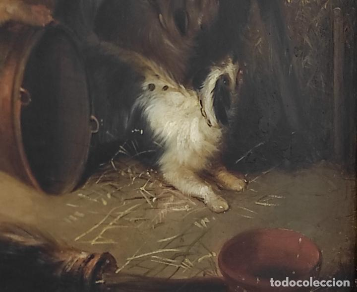 Arte: Escuela Flamenca del Siglo XVII - Seguidor de Snyders, Frans (1579-1657) - Bodegón - Foto 4 - 234349635